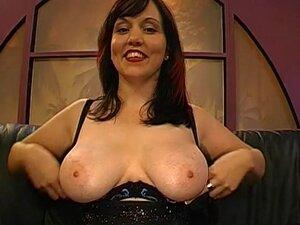 GermanGooGirls Video: Cum Splashed Mega Boobs