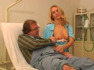 Old on young hot porn video with a lot of fucking,