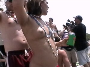 real random party girls naked in public party cove