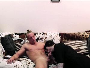 LUKE HARDY - Elita Darlings Couch Fuck