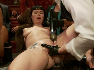 Anal Slave Barks to Come while House Slave Earns