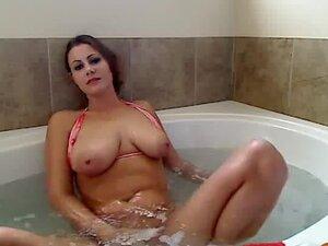 Webcam Girl Huge Tits Orgasm In Bathtub Part 2
