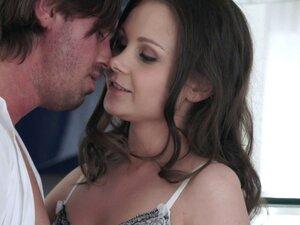 Foreplay loving european pleasing hard cock