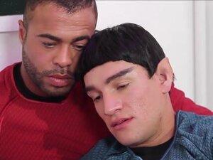 - Jordan Boss and Micah Brandt - Star Trek A Gay