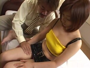 Exotic Japanese chick in Horny JAV uncensored