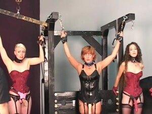 FetishNetwork Video: 3 Slaves 2 Screams