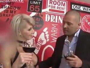 A kinky blond Milf gets fucked