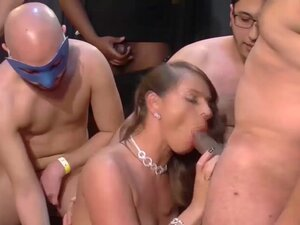 busty german stepmoms first fuck orgy, big natural