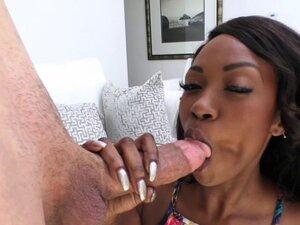 Mofos - Ebony Sex Tapes - Piledriver for Hot