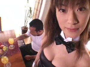 Horny Japanese whore Riri Yuki in Hottest Cosplay